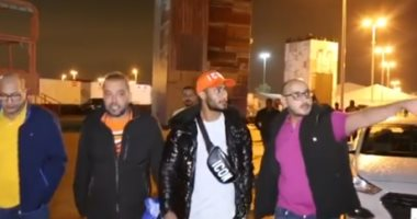 صور وفيديو .. استعدادات وتجهيزات حفل محمد رمضان فى موسم الرياض