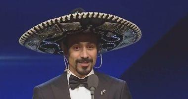 أحمد داوود بالقبعة المكسيكية.. ودينا الشربينى تبرز دور المرأة فى نشأة السينما