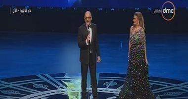 شريف عرفة: التكريم من مهرجان القاهرة السينمائي أعظم شىء حصل لى فى حياتى