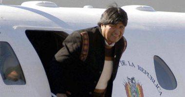"""المكسيك تستدعى القائم بالأعمال البوليفى للاحتجاج على """"التحرش"""" بدبلوماسييها"""