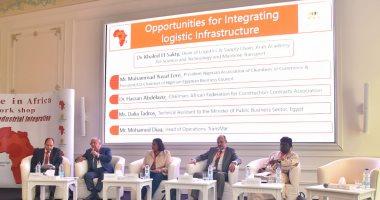 الاتحاد الأفريقي للتشييد: مصر بالمرتبة الثانية فى تطوير البنية التحتية
