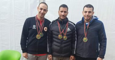 حمادة طلعت يحصد ذهبية البندقية فى بطولة أفريقيا للرماية