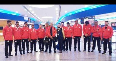 بعثة منتخب المكفوفين لكرة القدم تغادر إلى أبوجا للمشاركة بطولة أمم افريقيا
