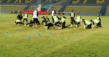 المنتخب الأولمبى يختتم تدريباته اليوم استعداداً لمواجهة أستراليا