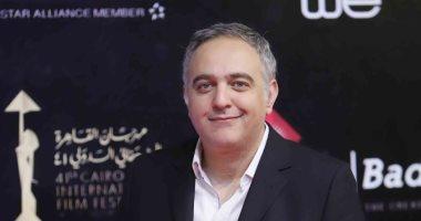 وزيرة الثقافة وستيفن جاجان ومحمد حفظى يقدمون الجائزة الدولية من القاهرة السينمائى