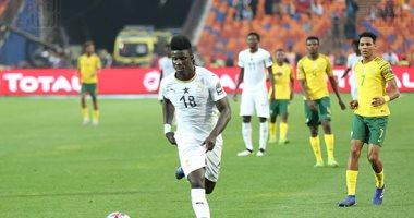ركلات الترجيح تحدد المتأهل للأولمبياد بين غانا و جنوب افريقيا بعد التعادل 2 - 2