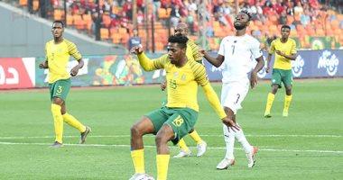 لوثر سينج أفضل لاعب فى مباراة جنوب أفريقيا ضد غانا فى أمم أفريقيا تحت 23 سنة