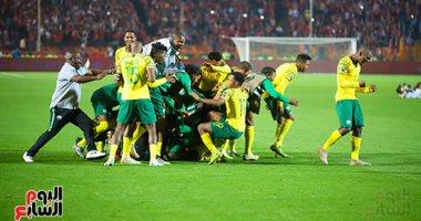 صور.. جنوب افريقيا تهزم غانا بركلات الترجيح وتصعد إلى أولمبياد طوكيو 2020
