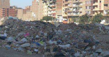 اضبط مخالفة.. انتشار القمامة فى شوارع طنطا بالغربية.. صور