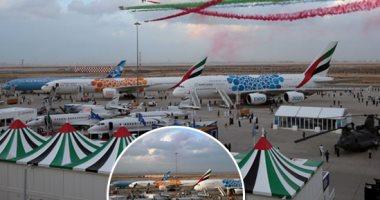 """""""معرض دبى للطيران 2019"""" يختتم فعالياته بصفقات قيمتها 54.5 مليار دولار"""