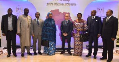 تصميم علامة تجارية موحدة صنع فى أفريقيا أبرز توصيات مؤتمر وزراء الصناعة