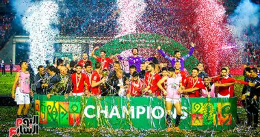 5 مصريين فى التشكيل المثالى لبطولة أمم أفريقيا تحت 23 عاما