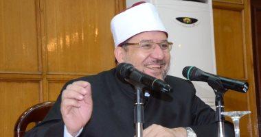وزير الأوقاف: الإسلام أمرنا بغسل اليدين 36 مرة فى اليوم للأكل والصلاة