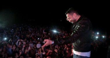 حمادة هلال يحيى حفلا غنائيا فى الإسكندرية اليوم السبت
