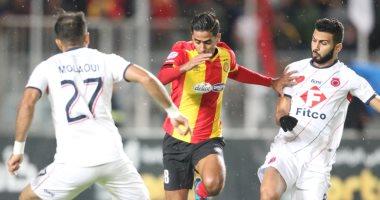 """الترجى ضد أولمبيك آسفي.. بطل تونس يدرك التعادل بقدم كوامي بونسو  """"فيديو """""""