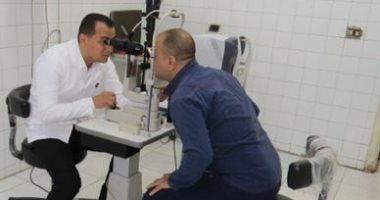 توقيع الكشف الطبي على 1273 مواطنا بالقافلة الطبية بقرية 5 خفرع بالشرقية
