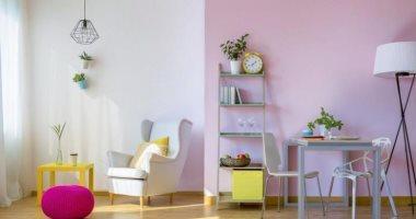 كيف تختارى ألوان جدران تساعدك على الشعور بالاسترخاء؟ 8 خيارات مناسبة