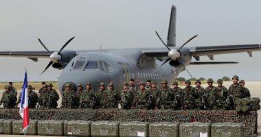 طائرات حربية فرنسية تنفذ ثانى مهمة لها فى أجواء أفريقيا الوسطى