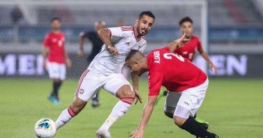 الإمارات ضد العراق.. سجل متوازن للعملاقين فى كأس الخليج