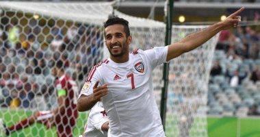 علي مبخوت يتصدر قائمة هدافي كأس الخليج قبل انطلاق الدور نصف النهائي