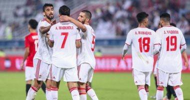 التشكيل الرسمى لمباراة الإمارات ضد العراق فى كأس الخليج