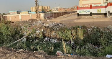 شكوى أهالى مدينة أولاد صقر بالشرقية: القمامة تحاصر مدرسة الثانوى الصناعى.. صور