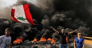 إكسترا نيوز: المتظاهرون في لبنان يدعون إلى عصيان مدني وإغلاق الطرق