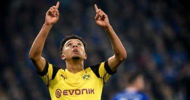 27 هدفا تجعل من سانشو أكثر المراهقين تهديفا في الدوري الألماني