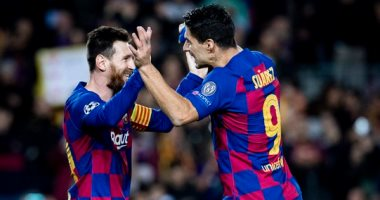 النجوم الأكثر مساهمة بالأهداف في أوروبا منذ انضمام سواريز إلى برشلونة