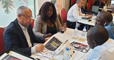 صور وفيديو..رجال الأعمال المصريين فى داكار: السيسى واع بأهمية تنمية أفريقيا