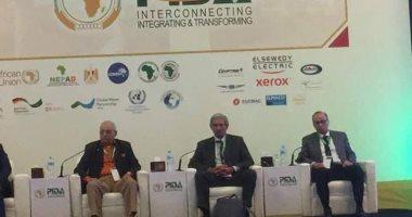 الرى تعرض جهودها فى بناء القدرات بالقارة بأسبوع البنية التحتية بإفريقيا