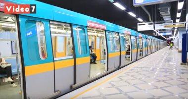 المترو: حركة الخطوط الثلاثة مستمرة اليوم وغدا من 6 صباحاً لـ 6.30 مساءً