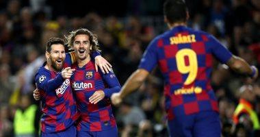 برشلونة ضد ألافيس.. ميسي وسواريز يقودان هجوم البارسا وعودة بوسكيتس