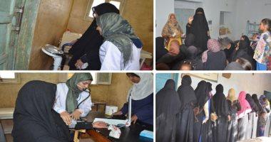 """""""صحة الوادى الجديد"""": زيادة أعداد الفرق الطبية لـ45 ضمن مبادرة دعم صحة المرأة"""