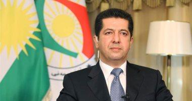 رئيس حكومة إقليم كردستان العراق: الإقليم لن يتنازل عن حقوقه المشروعة