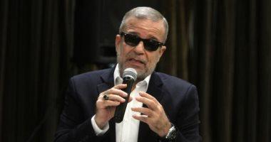 شريف منير يستعيد ذكرياته فى مهرجان دبى مع الممثل العالمى مورجان فريمان