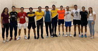 تعديل مجموعة مصر في بطولة العالم للاسكواش