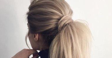 تسريحات شعر بسيطة وسهلة للبيت