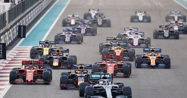 البريطانى هاميلتون يفوز بلقب الفورمولا 1 فى أبوظبى
