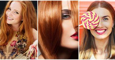 لو قررتى تتجرأى وتجربيه.. إزاى تختارى درجة الشعر الأحمر المناسبة للون بشرتك؟