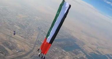 اليوم الوطنى الإماراتى.. ولى عهد دبى يحتفل بتحقيق بلاده رقما قياسيا