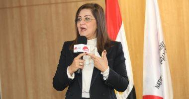 وزيرة التخطيط تبحث مع مستشار رئيس منظمة العمل الدولية برامج التعاون الحالية