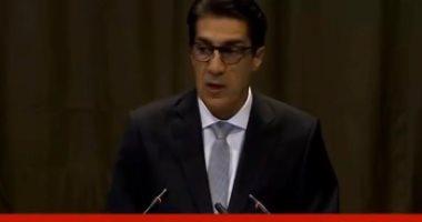 ممثل مصر بالعدل الدولية: قطر توفر ملاذا للإخوان وتدعم الإرهابيين فى سيناء