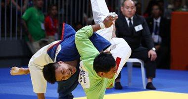 منافسات قوية بين المشاركين فى ألعاب جنوب شرق أسيا
