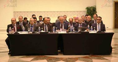 بدء اجتماعات اليوم الثانى لمفاوضات سد النهضة المنعقدة فى القاهرة