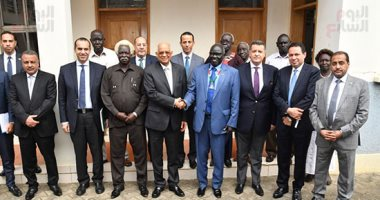 على عبد العال: لدى مصر وجنوب السودان مصالح زراعية مشتركة