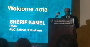 شريف كامل: الاقتصاد المصرى من أسرع الاقتصادات نموًا فى العالم