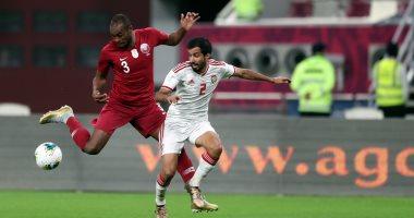 ملخص وأهداف مباراة قطر والإمارات 4-2 في خليجي 24