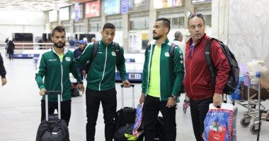 بعثة المصرى البورسعيدى تصل القاهرة بعد الفوز على نوذابيو الموريتانى بالكونفدرالية