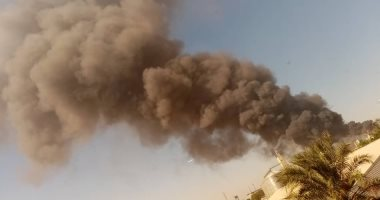 مقتل 7 وإصابة العشرات فى حريق هائل بأحد المصانع فى الخرطوم